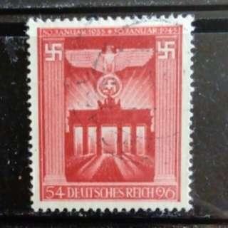 [lapyip1230] 納粹德國 1943年 第三帝國十周年 全套 Set VFU