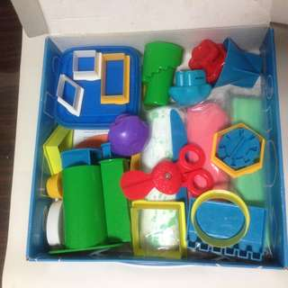 Bubber Smart Shapes (3-8 Y.O)