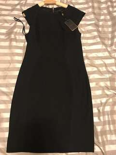New ted baker black dress