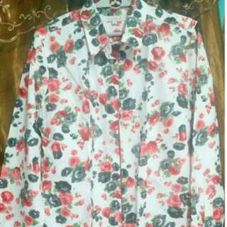 Floral Long Sleeves