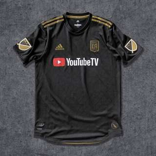 [PO] LAFC Los Angelos FC 18-19 MLS Home/Away Jersey
