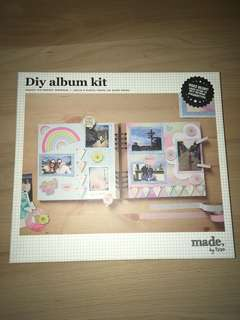 DIY Album Kit