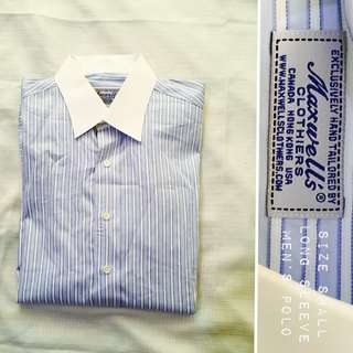 Charity Sale! Authentic Maxwell's Men's Polo Size Small