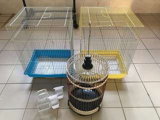 Cheap small bird cages