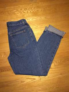 Euc vintage high waisted mom jeans!