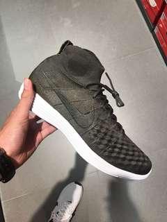 🚚 Nike 編織 高筒