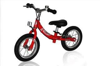 KINDER BIKE Balance Push Run Bicycle