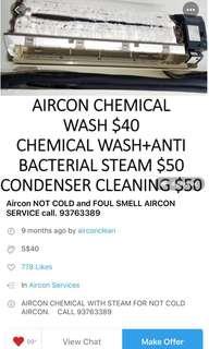 BEWARE AIR CON SERVICE