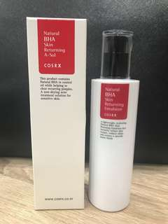 COSRX - Natural BHA Skin Returning A-Sol