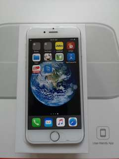Used IPhone 6 64gb silver