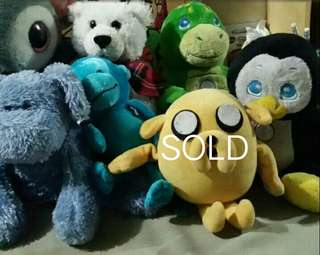 Stuffed toys starts at PHP80
