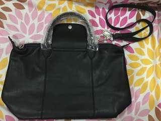Longchamp Cuir (leather-medium)