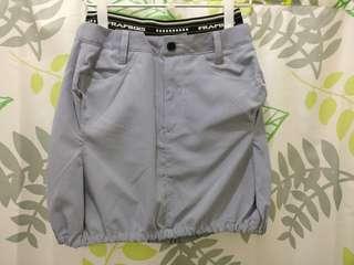 100%real frapbois 灰色 短裙 輕身 size 0