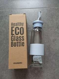Huawei glass eco bottle
