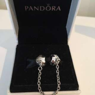 Pandora family ties safety chain