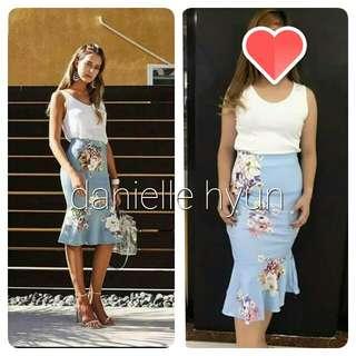 👗Terno top and skirt