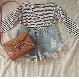 Stripes longsleeve ❤️