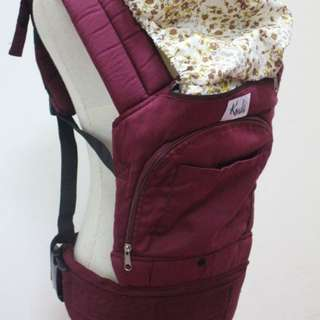 Baby Carrier- Koala brand, Maroon color brand new in box