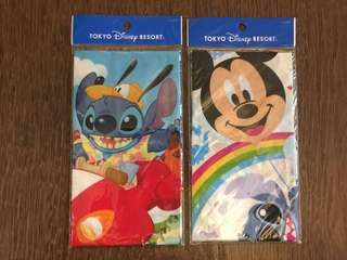Disney 手帕仔(包郵)