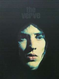 The Verve: coffee table book