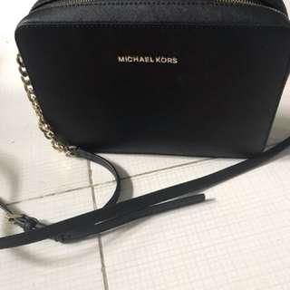 Michael Kors Jet Crossbody Sling Bag