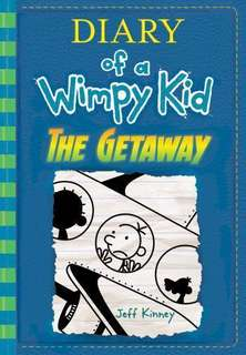 Latest Diary Of A Wimpy Kid - The Getaway