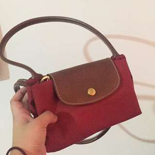 Original Longchamp shoulder bag