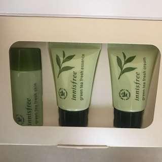 Green Tea Fresh Trial/Travel Kit