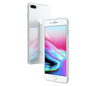 Kredit iPhone 8 Plus 64 GB tanpa kartu kredit