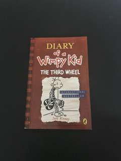 Diary of a Wimpy Kid-