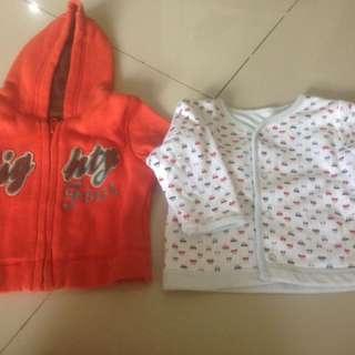 Mothercare Jacket, Sweater, Winter Size 0-2 Tahun