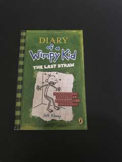 Diary of a Wimpy Kid-The Last Straw