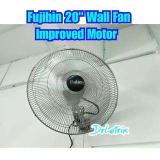 Fujibin 20'' Wall Fan Industrial