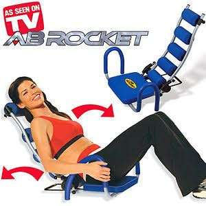 AB ROCKET - for the perfect abs