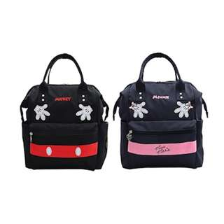 Ready Stock Coby Haus Disney Diaper Backpack