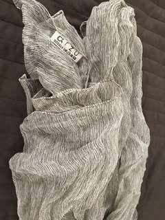 Arzu silk (greystone£
