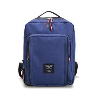 Big size Korean trend unisex backpack 100% quality
