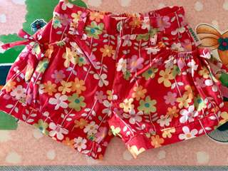 Brand New Osh Kosh Shorts For 3-6M (Tag Removed)