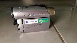 Sony Handycam Touch screen