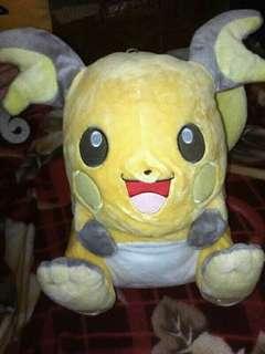 Pokemon Raichu I Heart Raichu series