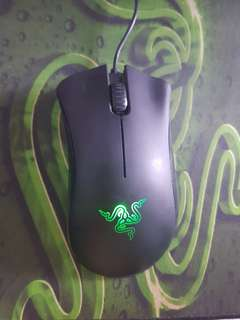 Authentic Razer Deathadder - used