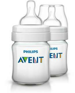 Philips Avent Classic 4oz Bottle