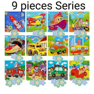 Children Jigsaw Puzzles