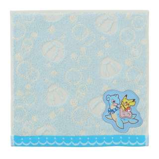 [PO] Pokemon Lapras & Pikachu Travelling Collection Hand Towel