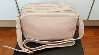 Warehouse crossbody bag
