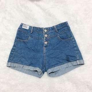 Bangkok high waisted shorts