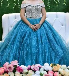 Debutante Gown