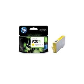 CD974AA – Hp 920XL Yellow CD974AA Original Inkjet Cartridge