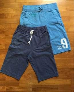 Preloved Big boy sporty pants x 2