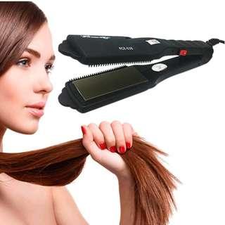 Cod Electric Ionic Hair Straightening Iron RCE-538